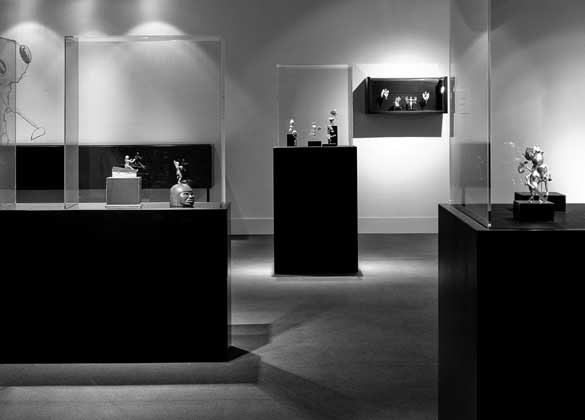 Acrylic Pedestals and Plinths