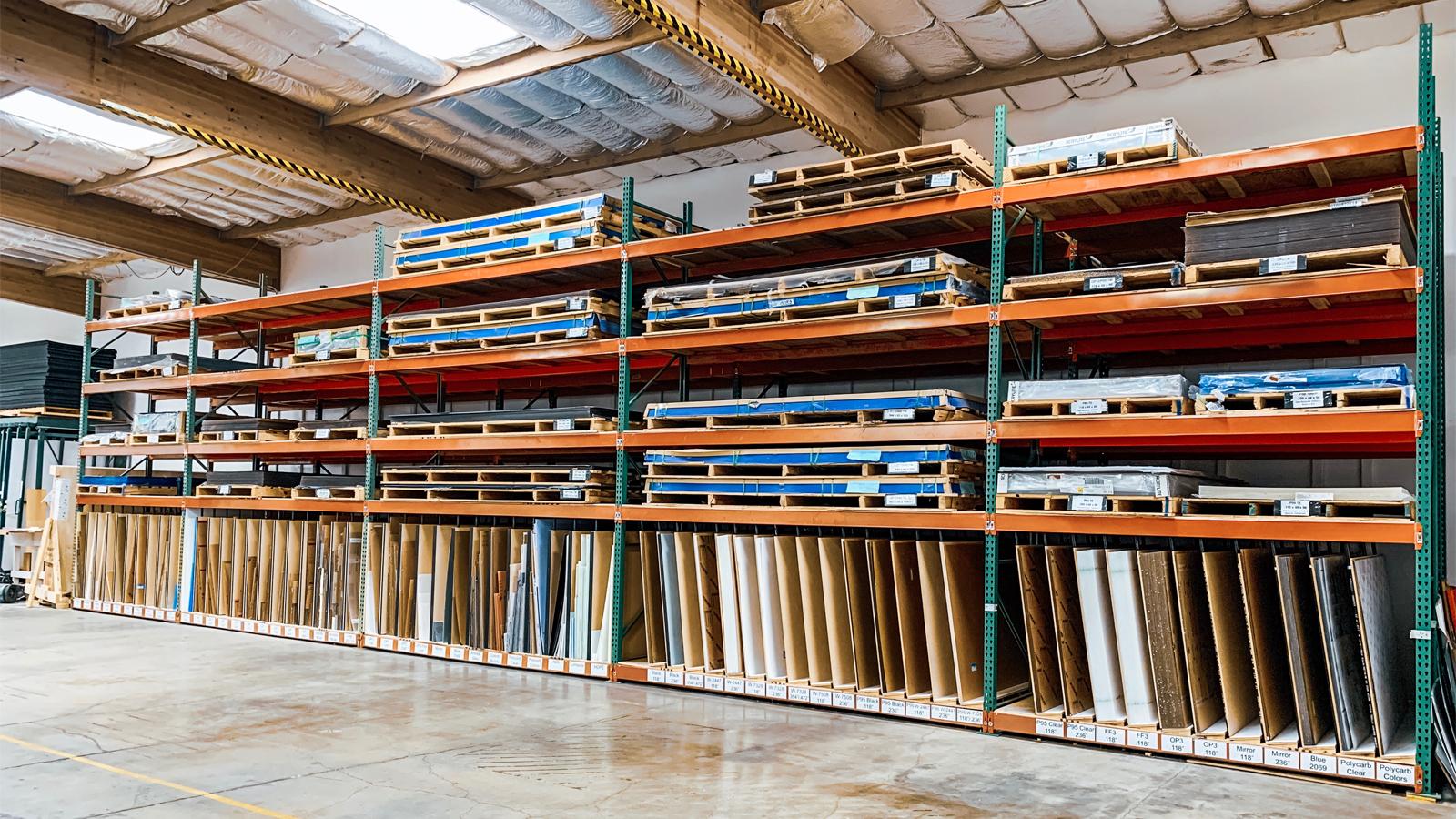 Wholesale Sheet Distribution