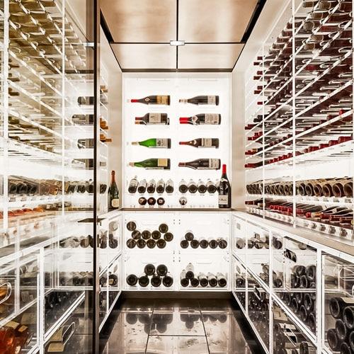 LUMA Series Wine Cellars