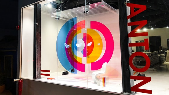 Eye Catching Retail Displays