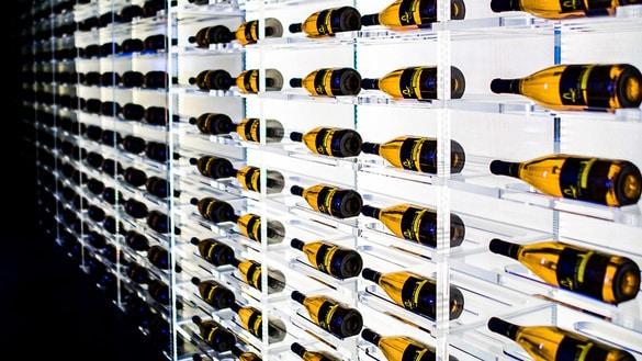 Acrylic Wine Cellars