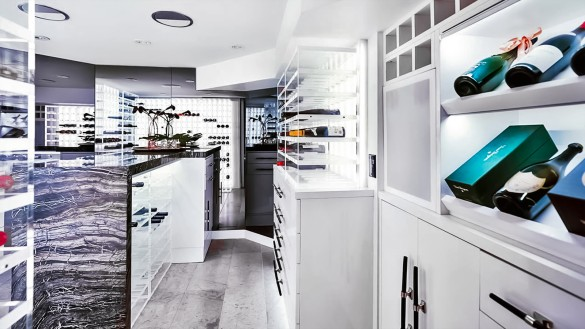 Residential Wine Cellars