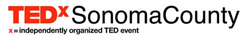 TEDxSonomaCounty logo